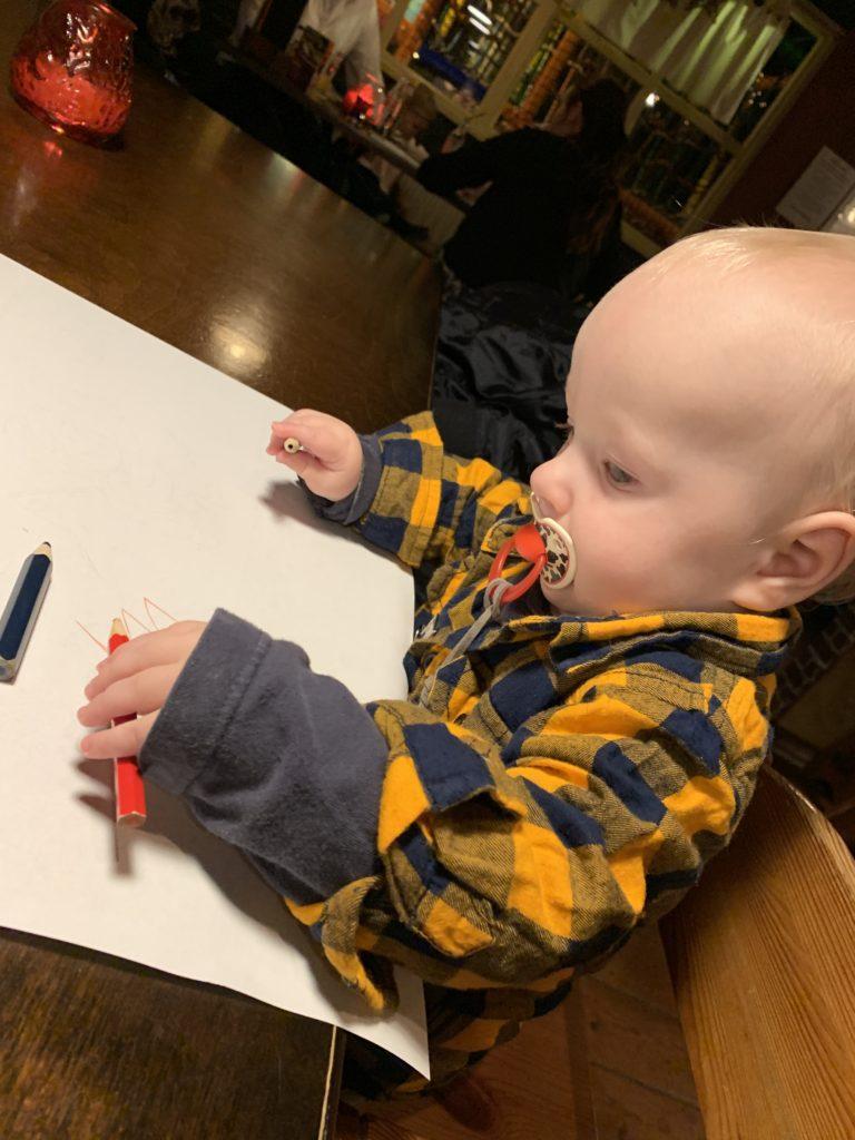 Dierentuin & pannenkoekje eten