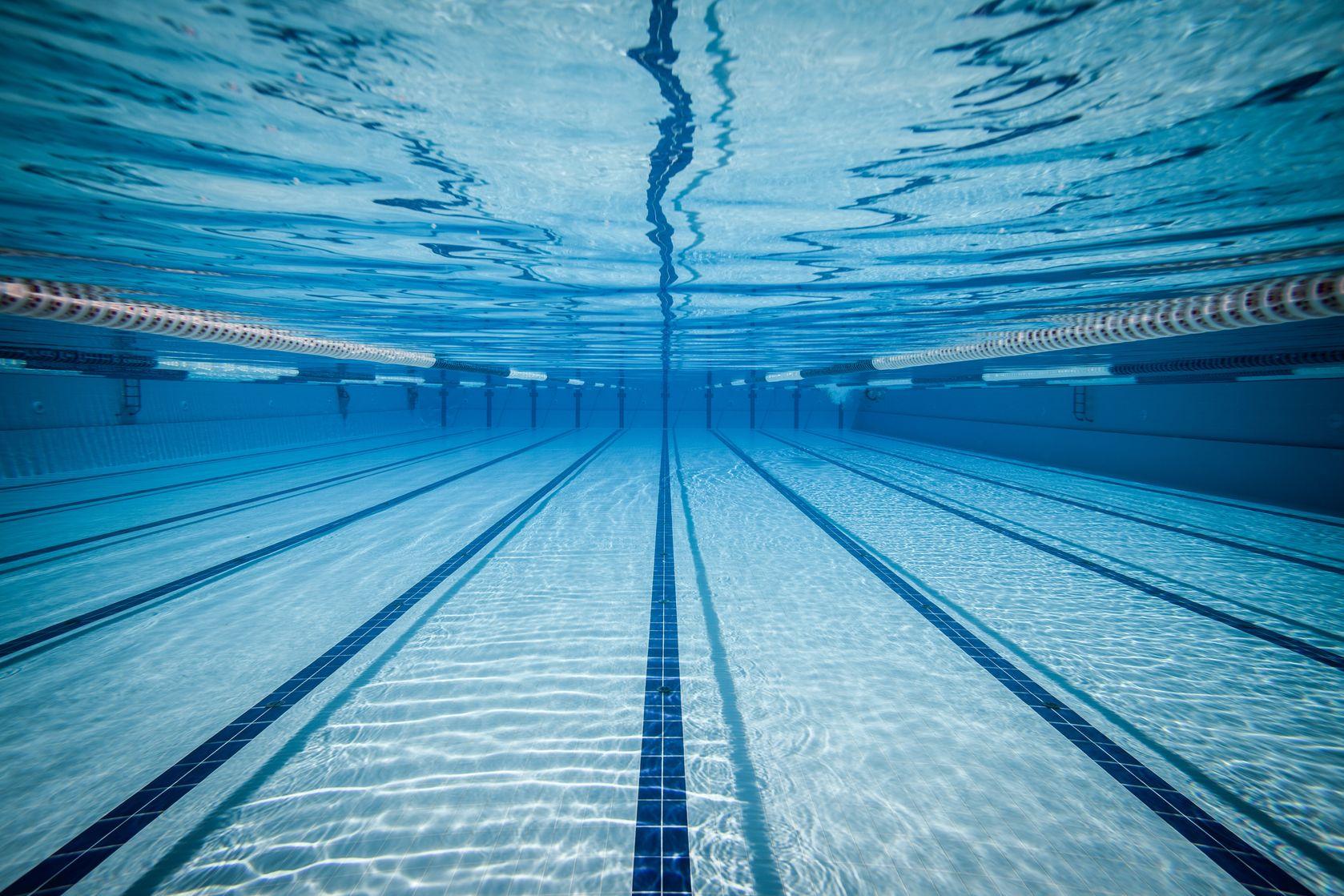 Record gezwommen